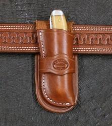 Cowboy Knife Holster for Case Trapper $30