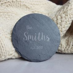 Your coaster set will be engraved with graphics seen in the first image. Round cork coaster: diameter x thick Personalized Couple Gifts, Personalized Housewarming Gifts, Personalized Coasters, Custom Coasters, Slate Coasters, Cork Coasters, Custom Wedding Gifts, Wedding Gifts For Couples, Coaster Design