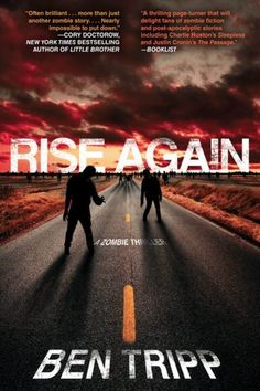 """The best line I've ever read in a Zombie novel: """"... will rise again. Repeat. The infected dead will rise again. Repeat:  the infected dead will rise again..."""" And you know it's going to be a good zombie book."""