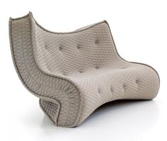 Matrizia / Ron Arad. Image © Moroso via Dezeen  The 17 Top Architect-Designed Products at Milan Design Week 2015