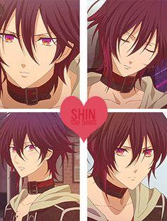 SHIN!!!! <3