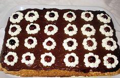 """Învaţă să prepari o prăjitură """"Vişinica"""" aşa cum făcea bunica Animal Print Rug, Food, Decor, Decoration, Essen, Meals, Decorating, Yemek, Eten"""