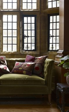 'Love the comfort and classic appeal this image evokes...manor home living.' JT (always in my own words)