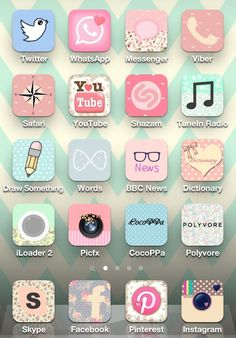 my pretty new homepage on my phone courtesy of the cocoppa iphone app. for more fab ideas follow my lifestyle blog, sweetdreamsprettythings.blogspot.com or like my facebook page, sweet dreams & pretty things. xxo