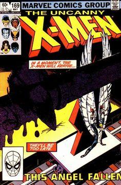 Uncanny X-Men # 169 by Paul Smith  Auction your comics on www.comicbazaar.co.uk