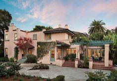 $23 Million Historic Home In Palo Alto, California | Homes of the Rich