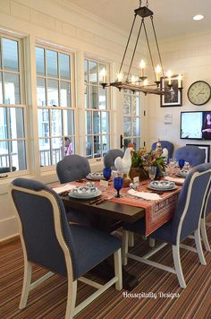 1000 images about 2015 southern living idea house on for Southern living dining room ideas