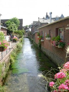 The Best Vacation Destinations In France – Travel In France Family Vacation Spots, Best Vacation Destinations, Best Vacations, Region Normandie, Saint Valery, Fairytale Castle, Beaux Villages, Beautiful Places, Scenery