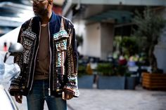 80c9de531c Paris Men s Fashion Week SS18  the strongest street style