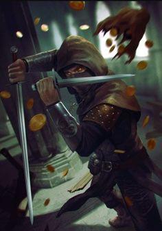 The Witcher/ Viper Witcher/ Gwent Card/ Nilfgaard