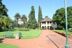 Burgers park was the first park to be set out in Pretoria.This 4 hectare park is located in the Pretoria city centre and is one of the best examples of a late Victorian park in South Africa.The idea of the park originated with T.F Burger (who was the President of the South African Republic between 1872 and 1877) as a Botanical Garden and the park was named after him.