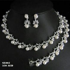 My favorite bridal jewelry set.   Check Facebook page: fancy fashion accessories