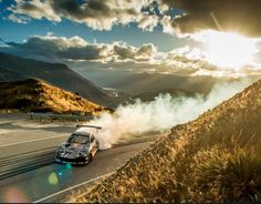 One of the best #youtube videos of 2013! Mad Mike Drifting Crown Range in New Zealand! Hit the pic to watch...