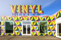 Vinyl_Lounge_Morag Myerscough