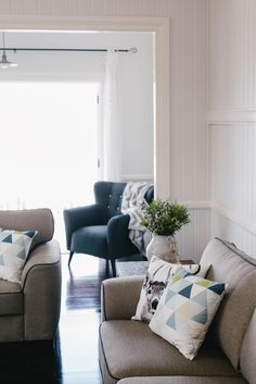 The Country Sofa + Country Accent Chair = Heaven! | Super A-Mart