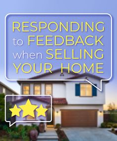 Feedback from showings can help you decide what you will and won't fix when selling your home. The trick is to stay objective…