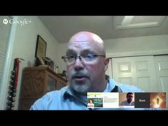 CCFLT Early Career Language Teacher Hangout with Bryce Hedstrom - YouTube