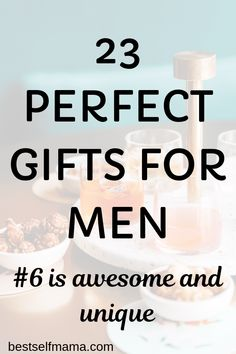 gifts for him Buying gifts for men can seem like an impossible task. This list is the answer to that problem. Fine awesome gifts that men are sure to love! Best Gift For Husband, Birthday Gifts For Husband, Best Gifts For Men, Anniversary Gifts For Him, Men Gifts, Husband Gifts, Christmas Ideas For Husband, Cool Gifts For Guys, Boyfriend Birthday Gifts