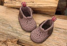 Ryder Boot Crochet Pattern - http://pinterest.com/Allcrochet