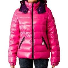 France Moncler Cora Rose Jacket Women Outlet Online