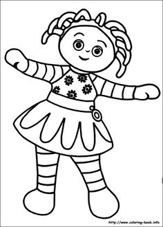 dorothy the dinosaur coloring pages - photo#27