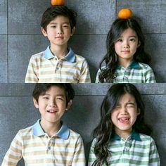 Cute Asian Babies, Korean Babies, Asian Kids, Ulzzang Kids, Ulzzang Korean Girl, Ulzzang Couple, Cute Baby Couple, Cute Twins, Cute Boys