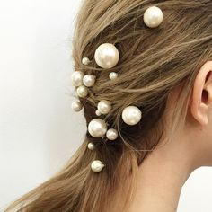 Wedding Pearl Accessories
