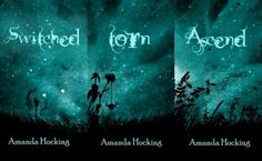 Amanda Hocking Trylle Trilogy