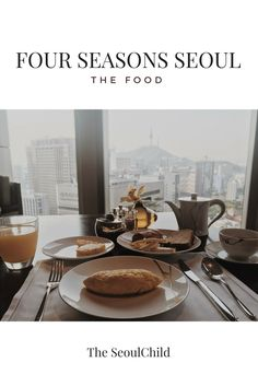 FSSeoul has great food (Yu Yuan just received a Michelin Star)! Check it out!