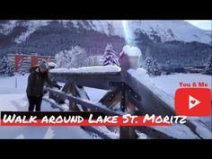 Lake St. Moritz January 2018 | Inspired by Nature | Homemade cosmetics | DIY | Travel Tips |Vlog/Blog