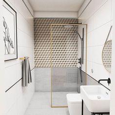 Małe wnętrze też może dawać spektakularne efekty Idealnym przykładem na to jest projekt architektów @kar.interior, wykorzystujący nasze mozaiki ✨ Dziękujemy, jest pięknie #rawdecor #mozaiki #ceramika #płytki #kolekcja #artdeco #modern #projekt #kar.interior #interiordesign #projektowaniewnetrz #wykończeniawnętrz #homedecor #homeinspiration #project #interiordesign #ceramics #tile #mosaic #madeinpoland
