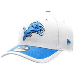Detroit Lions 2015 On-Field 39THIRTY Flex Hat - Gray - $21.84