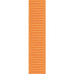 Grosgrain Ribbon - Orange Cream