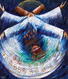 """""""Atenta para as sutilezas que não se dão em palavras Compreende o que não se deixa capturar pelo entendimento"""" (Rumi)"""