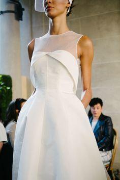 New York Bridal Fashion Week 2016 | Lela Rose Fall 2017 collection | Little White Dress Bridal Shop in Denver
