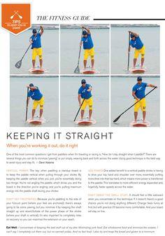 Keeping It Straight | SUP Magazine