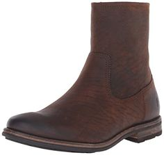 FRYE Men's Oscar Inside Zip Boot >>> Check out this great image @ http://www.lizloveshoes.com/store/2016/06/05/frye-mens-oscar-inside-zip-boot/?wx=040716210530