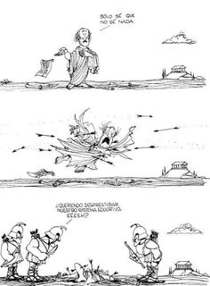Quino - Gente en su sitio (People in their Place, Drawing Sketches, Drawings, Lucky Luke, Argentine, Humor Grafico, Calvin And Hobbes, Amazing Adventures, Funny Comics, Caricature