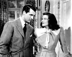 The Philadelphia Story, one of my favorite Katherine Hepburn films.