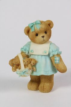 """Cherished Teddies - Kylie #118827 """"Count all your little blessings"""" 2005"""
