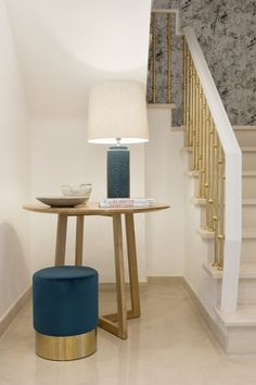 From Portugal, with love - apartment interior by Studio Mitchell - Lifestyling Small Dressing Table, Small Dining Area, Timber Cladding, Fireplace Wall, Ceiling Height, Patio Dining, Interior Design Studio, Guest Bedrooms, Apartment Interior