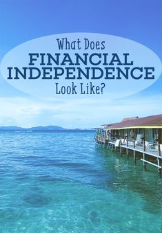 Financial independence looks different for everyone who has achieved it. If you need inspiration for living life on your own terms, you'll find it here.