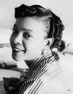 Mamie Phipps Clark  Studied the effects of segregation and racism on the self-esteem of black children