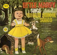 little marcy just creeps me out!
