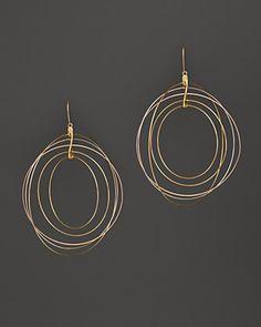 vvv Lana Jewelry Golden Globe Earrings