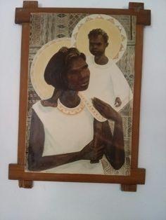 Casa de ejercicios Verbum Dei. Virgen de Africa. Valencia