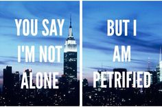 Fake You Out | Twenty One Pilots | Photo credit to fall-out-clique on Tumblr