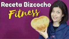 Bizcocho fitness. Recetas fitness