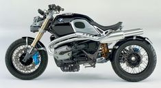 BMW Lo Rider Concept - BMW came up with this in 2008, it's such a shame they never put it into production.