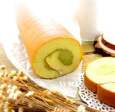 pandan souffle swiss roll ~ highly recommended 班兰舒芙蕾蛋糕卷 ~ 强力推荐